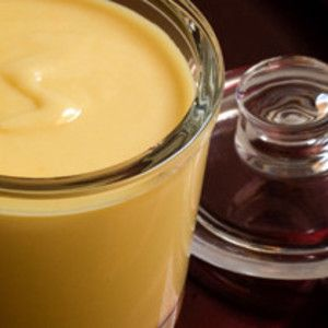 truly versatile blood orange creme anglaise can be served hot over ...