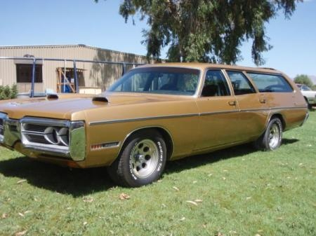 1972 plymouth fury custom suburban wagon out in the for West valley motor vehicle