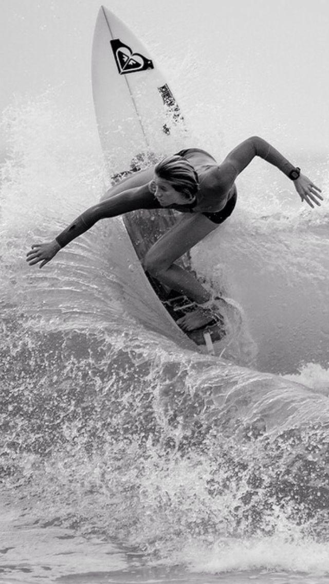 Surf girl..,