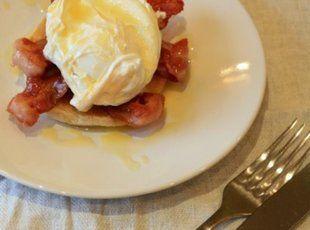 EGGS BENEDICT | Breakfast Recipes | Pinterest