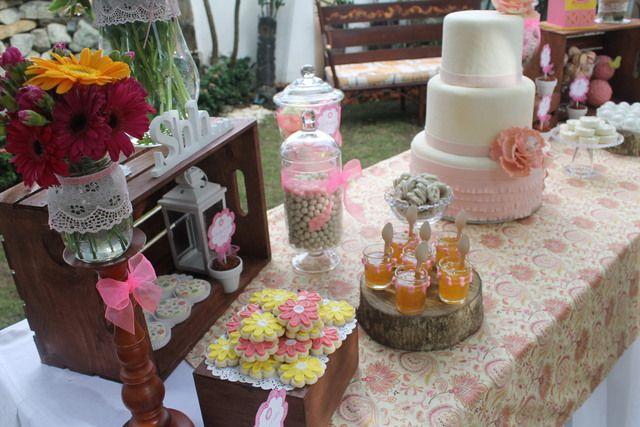 Baby Shower Decorations Garden Theme ~ Garden theme baby shower party ideas