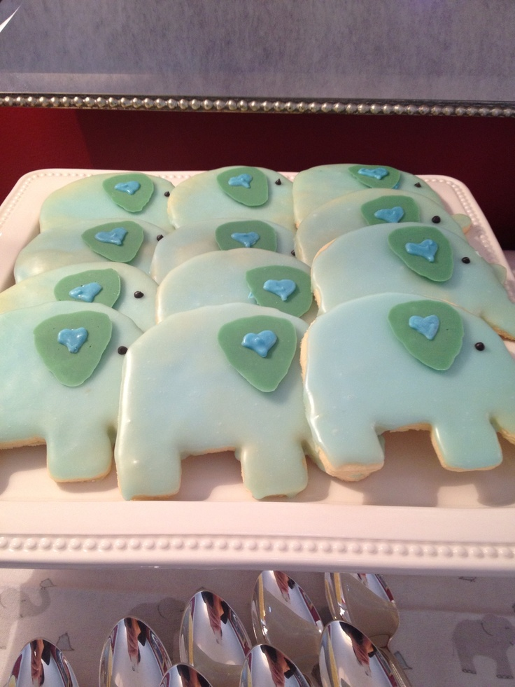 elephant themed baby shower baby shower ideas pinterest