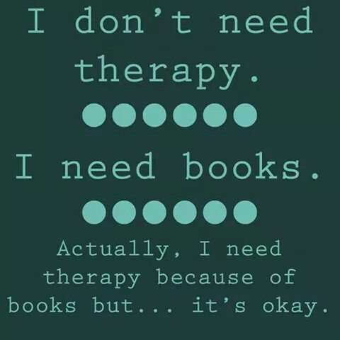 nah! I JUST NEED BOOKS :)