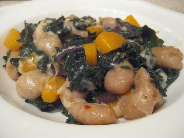 Gnocchi with Squash and Kale | Main Dishes | Pinterest