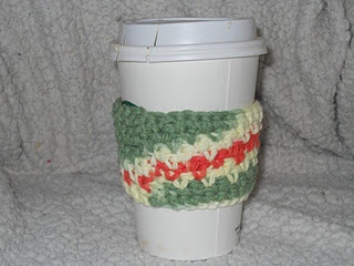 Craftdrawer Crafts: Free Easy to Crochet Mug Cozy Patterns