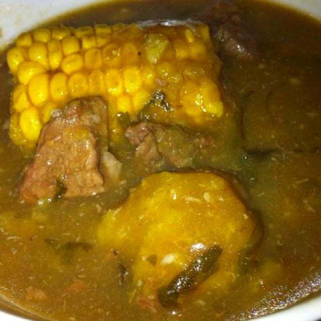 Colombian Plantain Soup (Sopa De Platano) Recipes — Dishmaps
