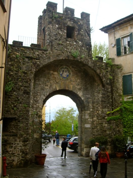 Barga , Italy