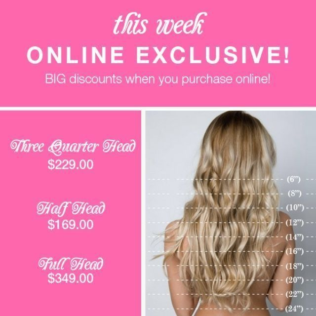 Purchase Hair Extensions Online 49