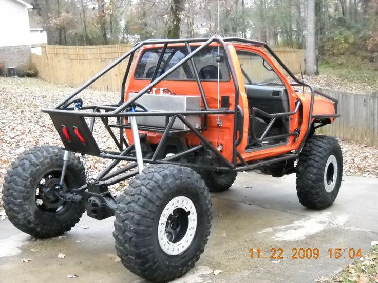 Toyota of orange trucks