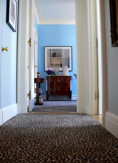 Leopard print carpet for the home pinterest for Wall to wall carpeting