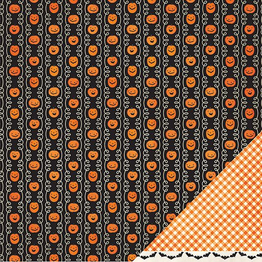 american crafts   pebbles   thirty one collection   halloween   12 x