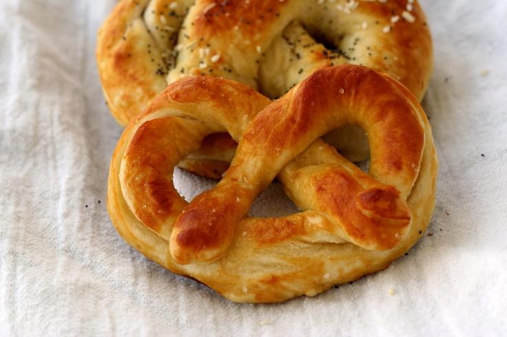 Buttery Soft Pretzels | Breads and Muffins | Pinterest