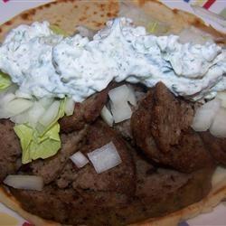 Cucumber Gyro Sauce Allrecipes.com