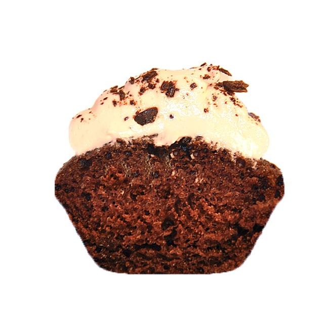 Black Tie Mini Cupcake | Batter Co. Original Sweet Batter Cupcakes ...