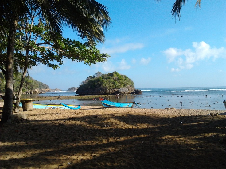 pantai kondang merak malang | East Java, Indonesia | Pinterest: pinterest.com/pin/302867143662424007