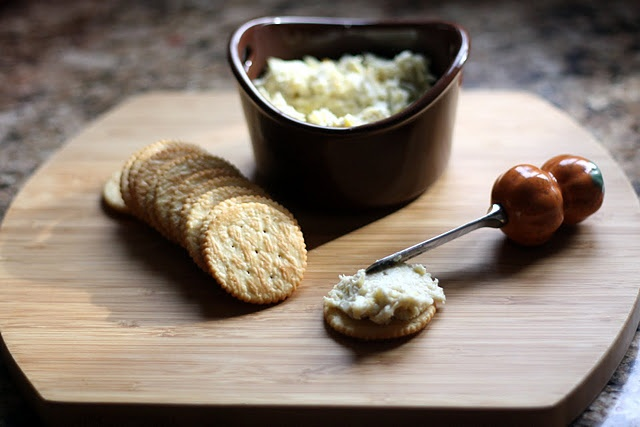 Skinny Artichoke Dip | There's a Party In My Tummy | Pinterest