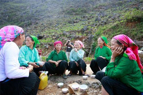 Những phụ nữ H'Mông tại Hà Giang