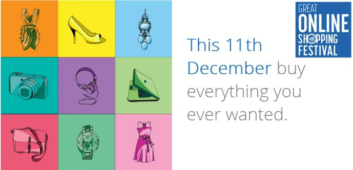 This Year #GOSF 11th December Buy Everything You Ever Wanted ..Keep