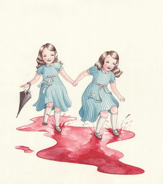 The Shining fan art | The Art of Movies and Books | Pinterest