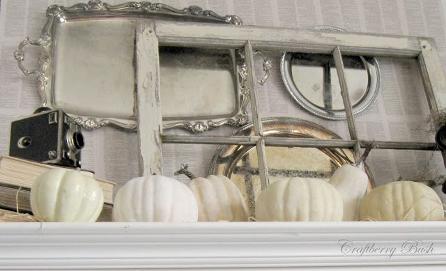 Fall Mantel