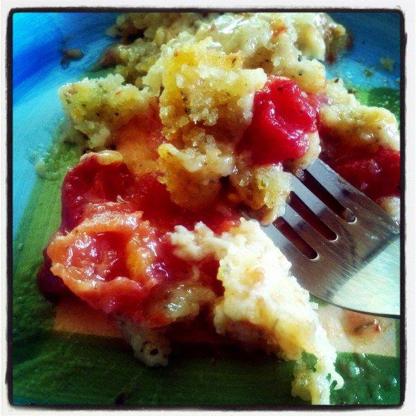 Tomato cobbler | Food Blogs | Pinterest