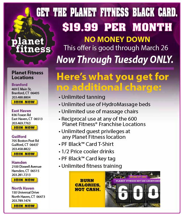 Planet Fitness quot;Fatnessquot;: This place is always quot;$10 a month