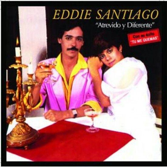 Eddie Santiago   I Love Salsa   Pinterest