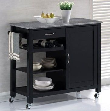 Kitchen Island Cart Design Ideas Pinterest