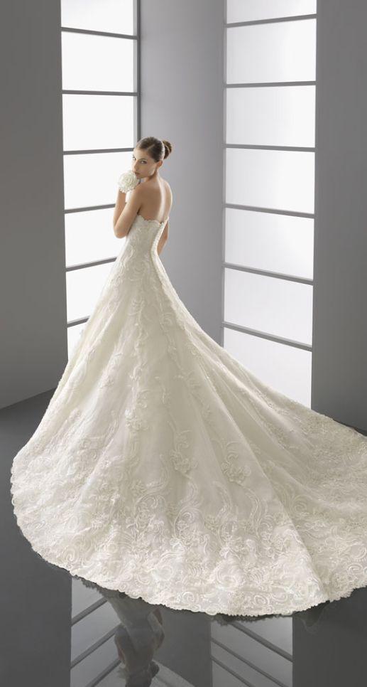 Wowso Nice Mermaid Wedding Dresses