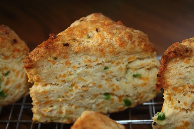 Jalapeno & Cheddar Scones | Featured Pinner - Hypalus! | Pinterest
