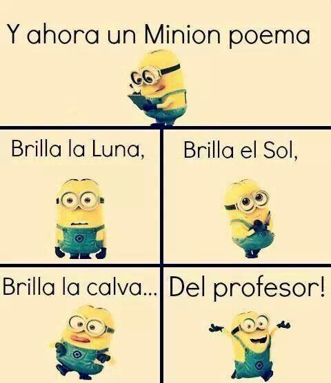 Poemas De Minions