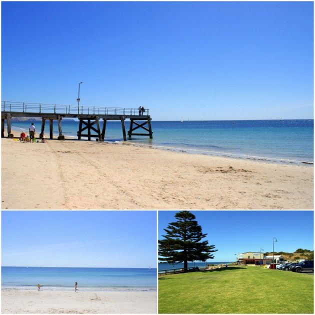 Normanville Australia  city photo : Normanville Beach | Australia South Australia | Pinterest