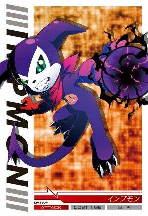 Impmon Digimon TamersDigimon Tamers Impmon