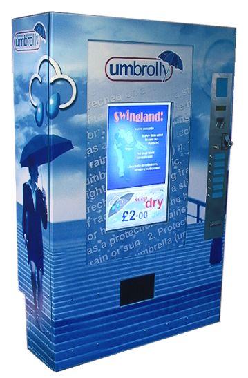 Umbrella Website Design