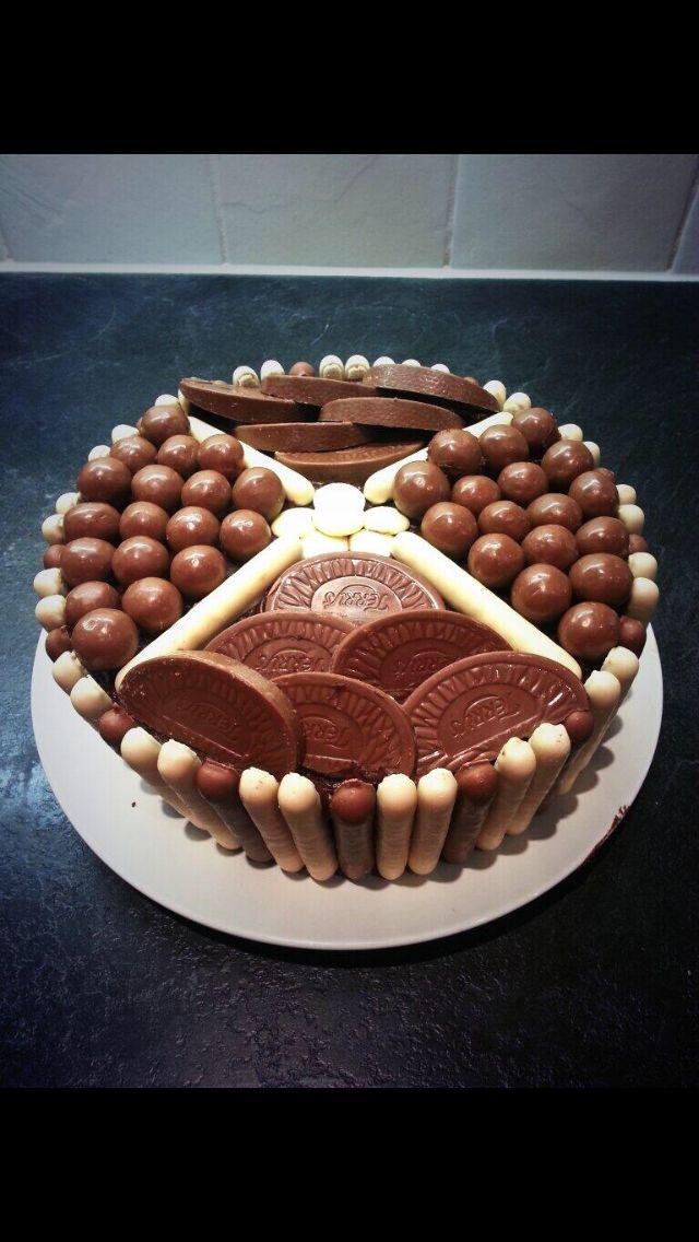 Chocolate Finger Cake Images : Chocolate Finger Cake Cake! Pinterest
