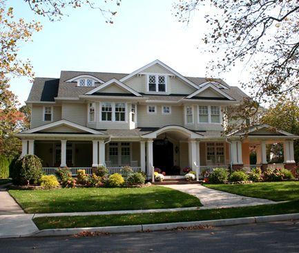 Spring lake nj dream homes pinterest for Nj house builders