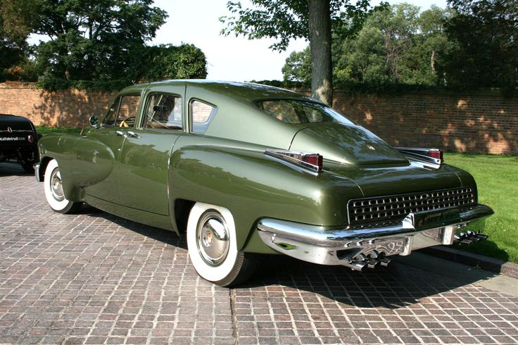 1948 Tucker Torpedo Car Restoration Repair