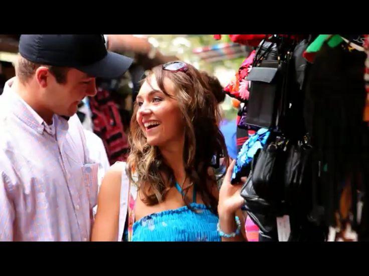 Amber Marshall with husband Shaun turner