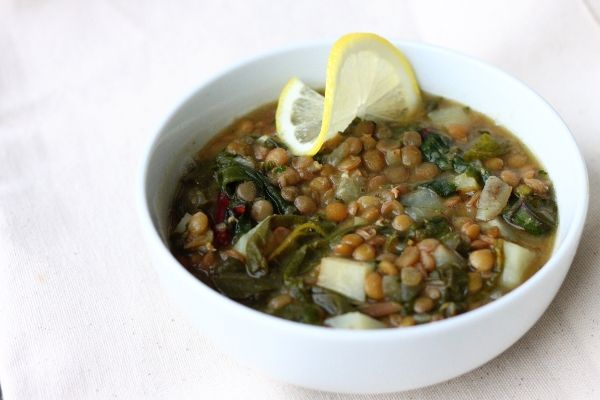 Rick Bayless' Chilied Tortilla Soup With Shredded Chard Recipes ...