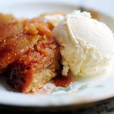 Drummond Apple Cake