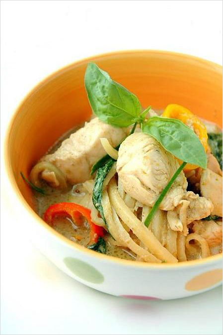 curry in Thailand. Most people use Thai eggplant in green curry ...