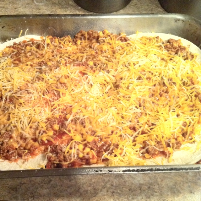 Quesadilla casserole | Recipes | Pinterest
