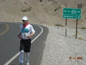 Arthur Web, 70, explains how he prepares for the #Badwater Ultramarathon, the world's toughest foot race.