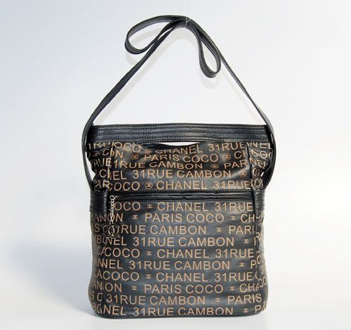 Chanel Cheap Bag 6272 black chamois Handbag replica chanel bag cheap