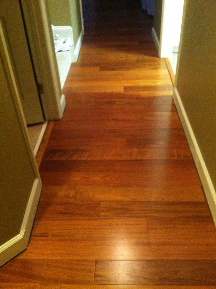 Glued Down Engineered Hardwood Flooring Honey Do