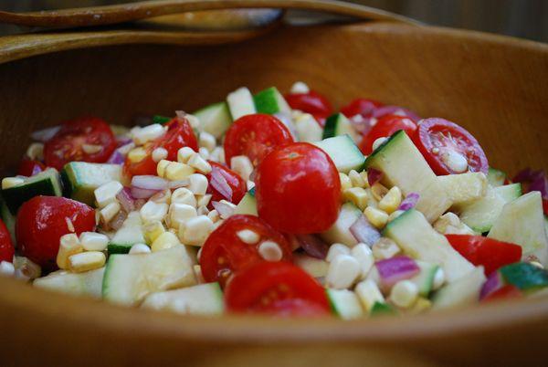 Farmers Market Salad | ~Farmers Market~ | Pinterest