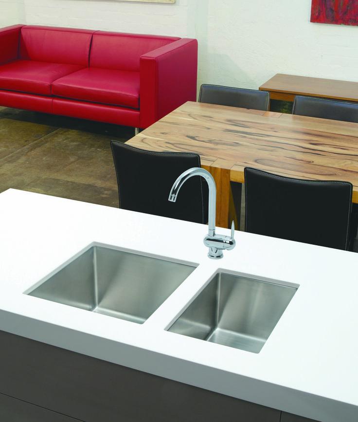 Oliveri sink - For more information on this product visit www.rdd.com ...