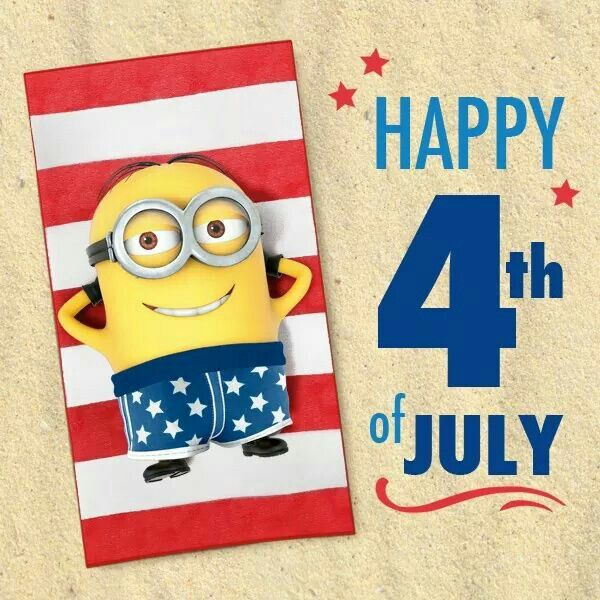 happy july 4th independence day