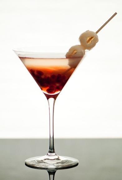 lychee cosmo | Liquid Refreshments | Pinterest