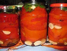 Рецепт аджики из помидоры перец чеснок